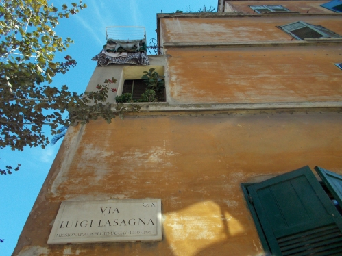 Via Lasagna