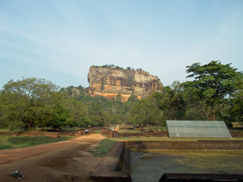 Lion Rock Entrance